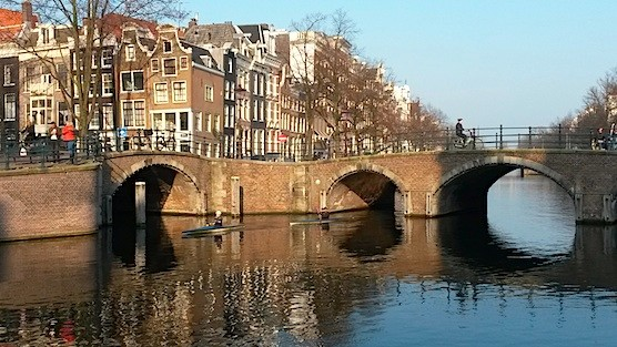 Amsterdam Canal Cruises Canals in Amsterdam