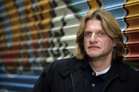Ex-junk Keith Bakker