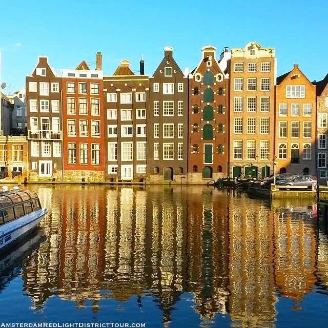 Amsterdam Best City To Visit