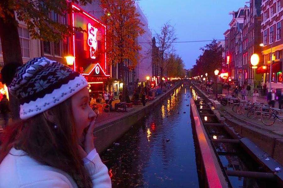 Whores in Amsterdam
