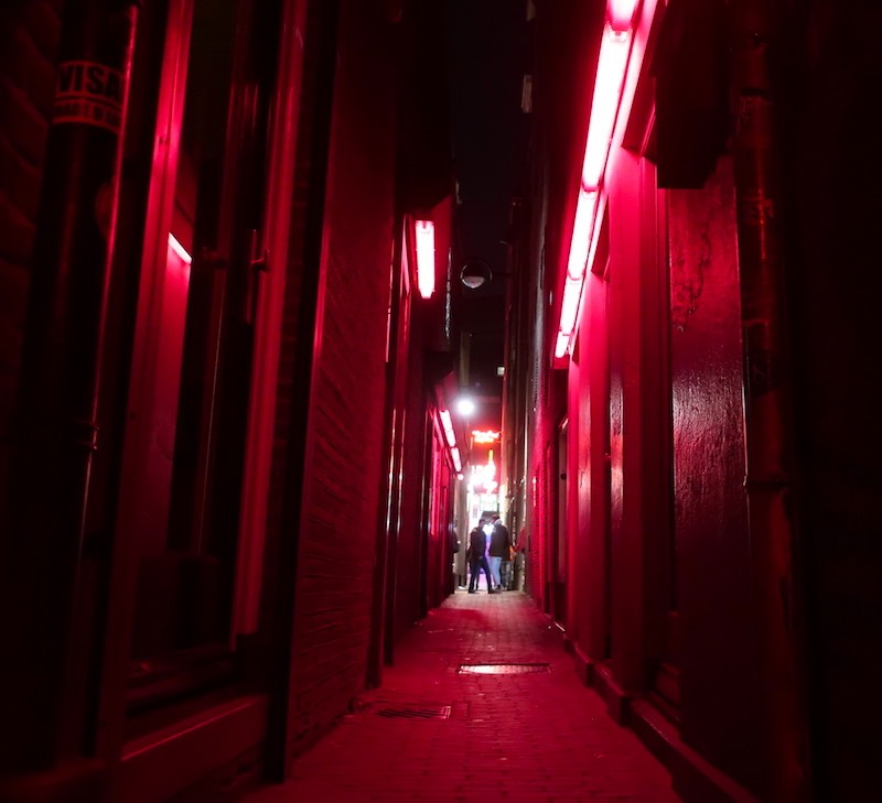 Best Amsterdam red light district tour