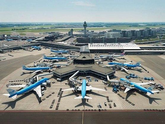 Аэропорты Нидерландов поставили рекорд, обслужив более 70 миллионов пассажиров