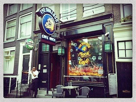 Cafe Bulldog The Mack in Amsterdam