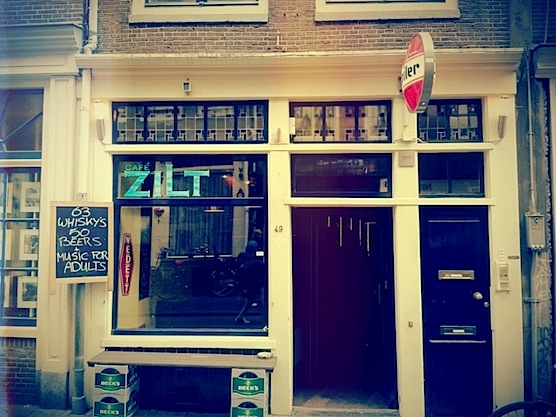 Cafe Zilt in Amsterdam