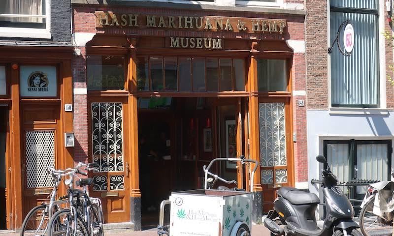 Amsterdam Red Light District Hash Marihuana and Hemp Museum Ticket Price