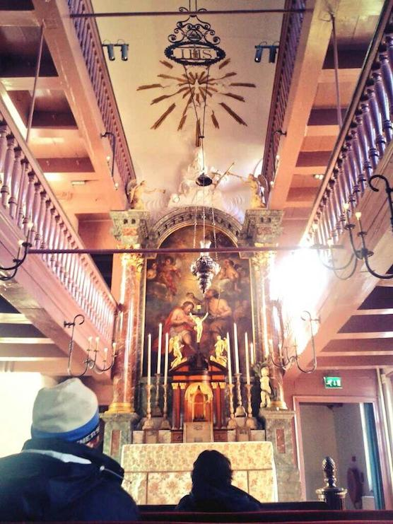 Our Lord in the Attic. A hidden church in Amsterdam