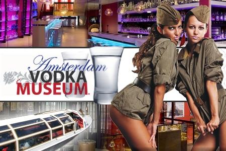 Amsterdam's Vodka Museum