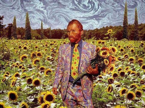 Vincent-van-Gogh-Painting