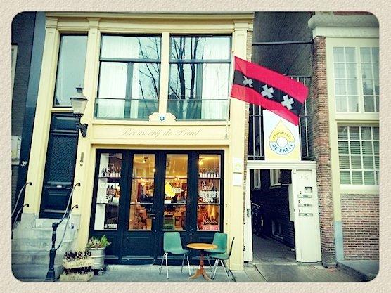 Cafe de Prael in Amsterdam