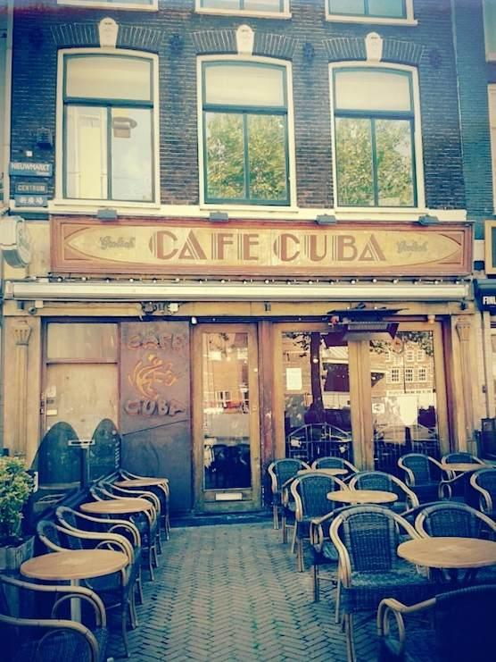 Cafe Cuba in Amsterdam