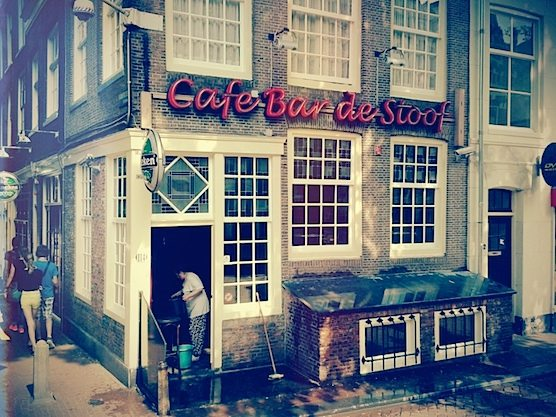 Cafe de Stoof in Amsterdam