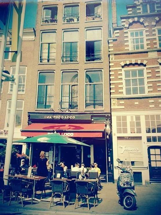 Cafe Poco Loco in Amsterdam