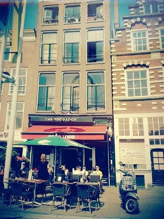 Cafe Poco Loco in Amsterdam