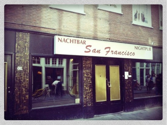 Amsterdam's Nightbar San Francisco