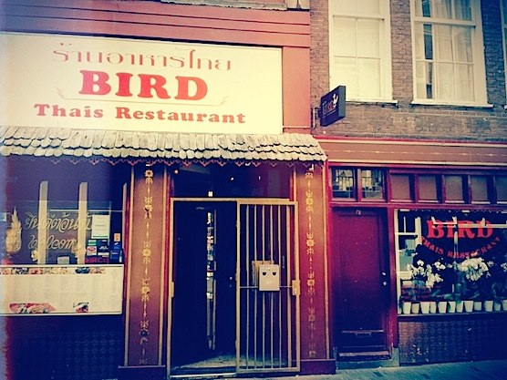 Amsterdam's Thai Restaurant Bird