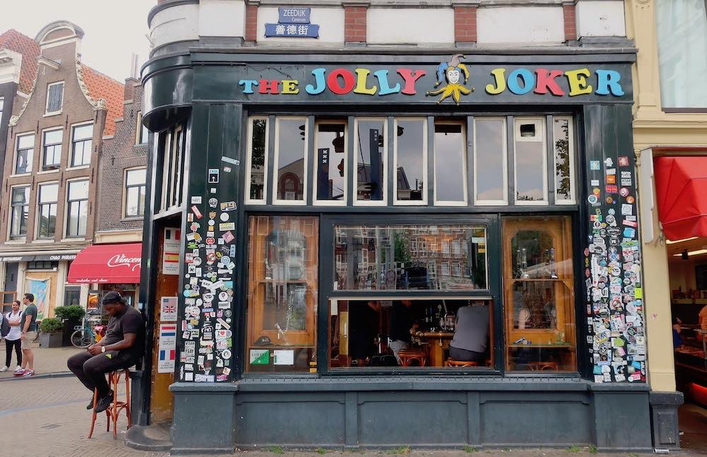 Coffeeshop the Jolly Joker