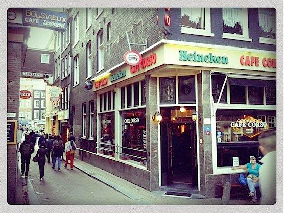 Cafe Corso in Amsterdam