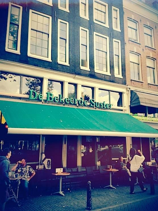 Cafe De Bekeerde Suster in Amsterdam