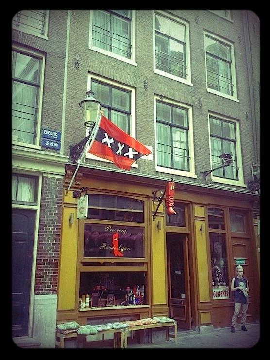 Proeverij de Roode Laars in Amsterdam