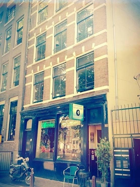 Coffeeshop Het Gelderse in Amsterdam