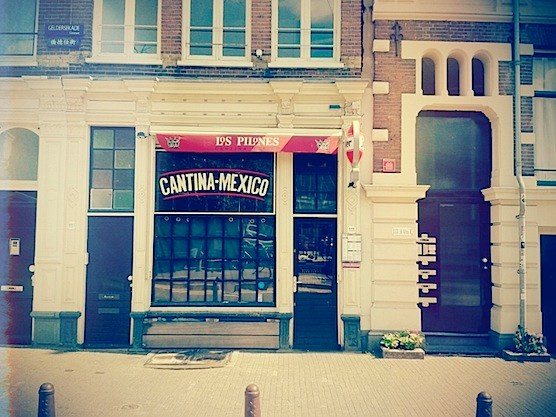 Restaurant Los Pilones in Amsterdam