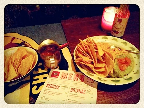 Mexican Restaurant Amsterdam Central