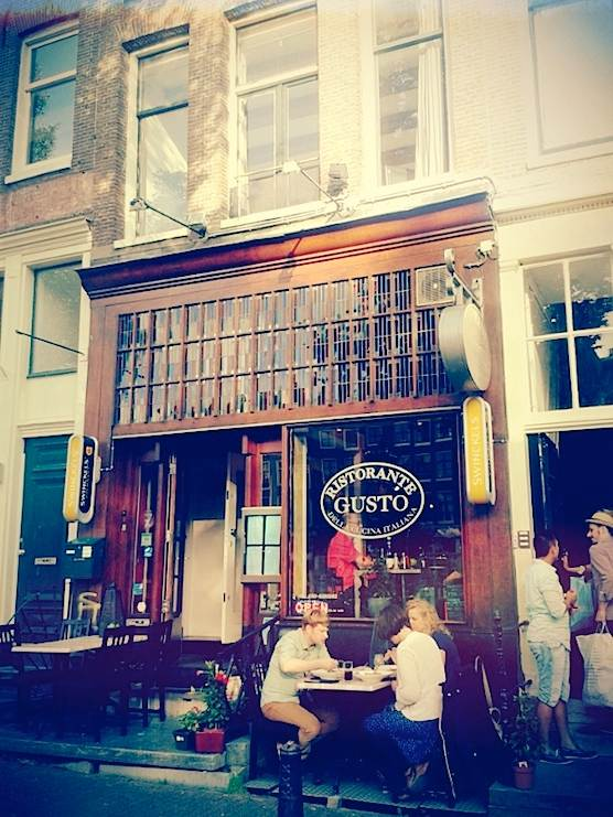 Restaurant Gusto in Amsterdam