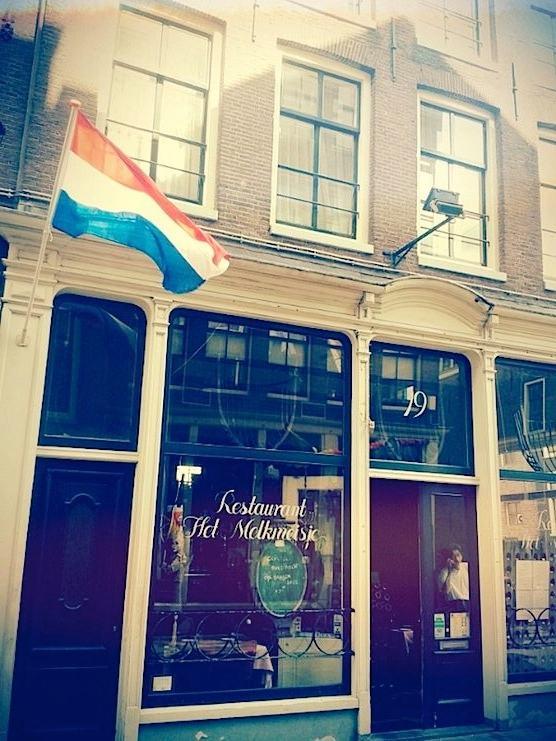 Restaurant Het Melkmeisje in Amsterdam