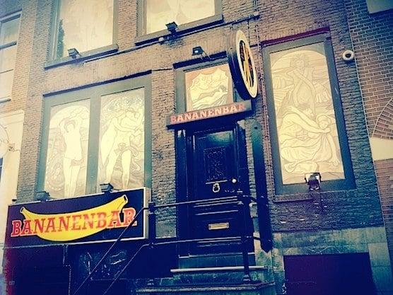 Sex club The Bananenbar in Amsterdam