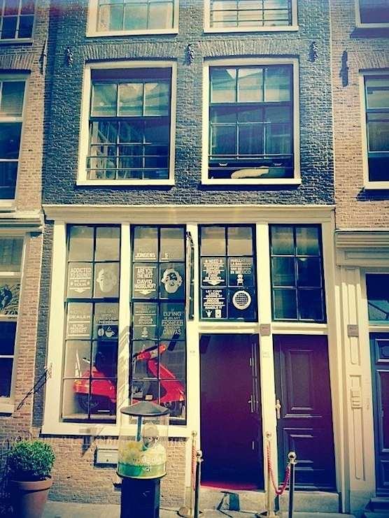 Mooie Jongens in Amsterdam