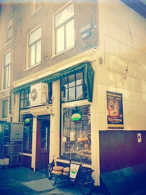 Vincent Kaas en Vlees in Amsterdam