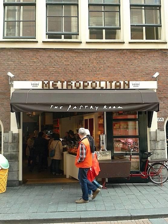 Metropolitan in Amsterdam