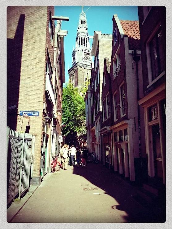 The Organ of The Old Church in the Red Light District is getting a Restoration