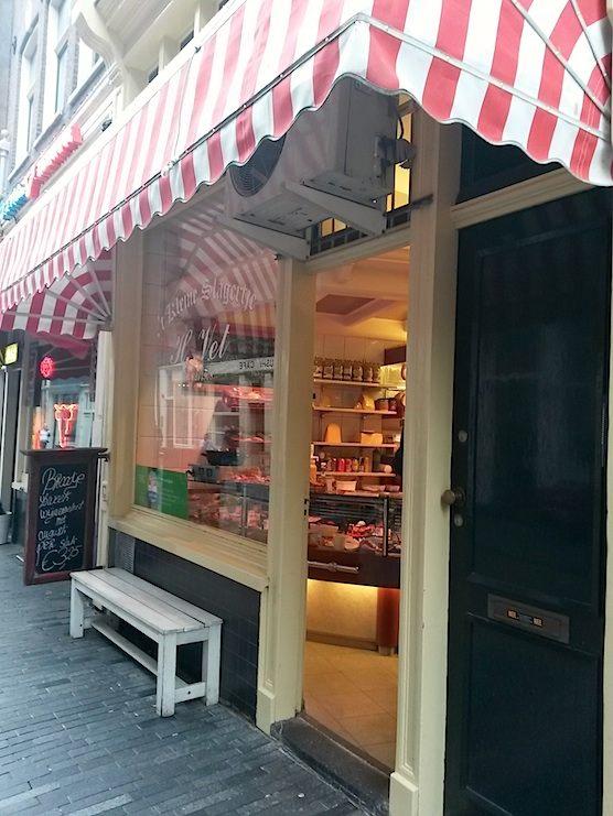 Slagerij Vet in Amsterdam