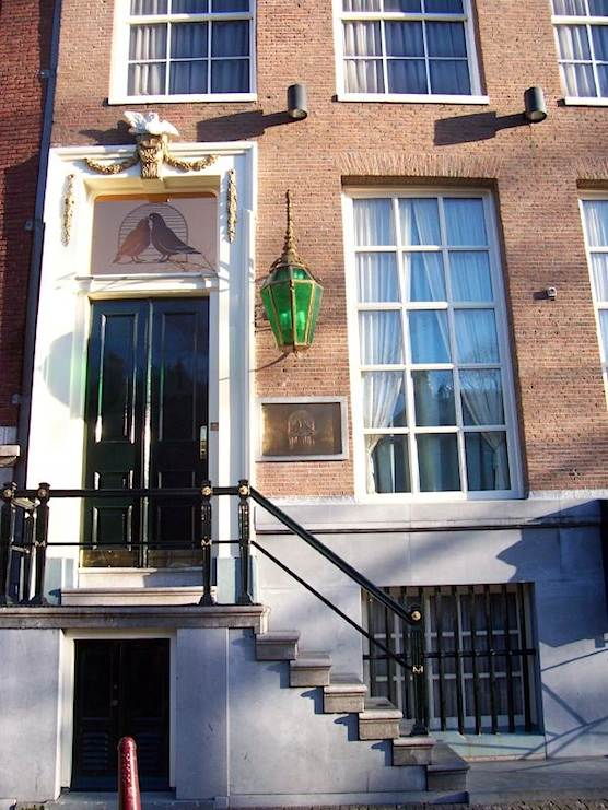 Yab Yum Museum in Amsterdam