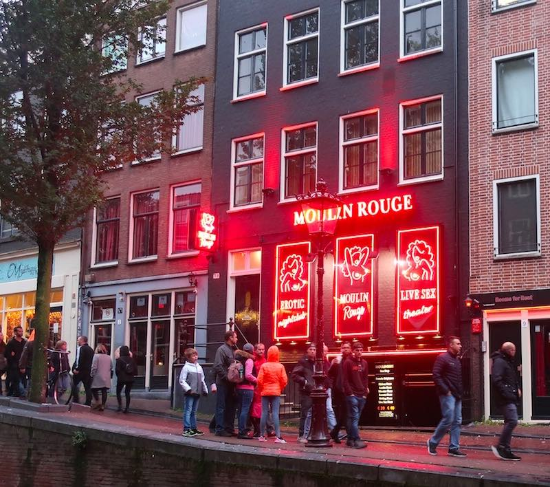 Moulin Rouge Amsterdam Show