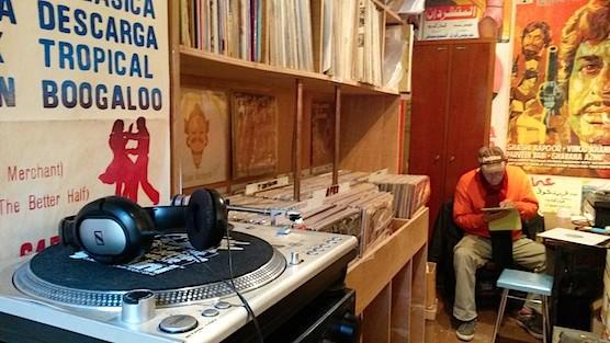 Record Store Vintage Voudou