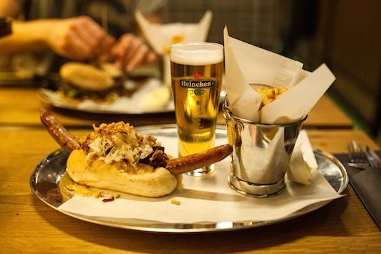Fabriek Amsterdam Restaurant Restaurant Burger Fabriek