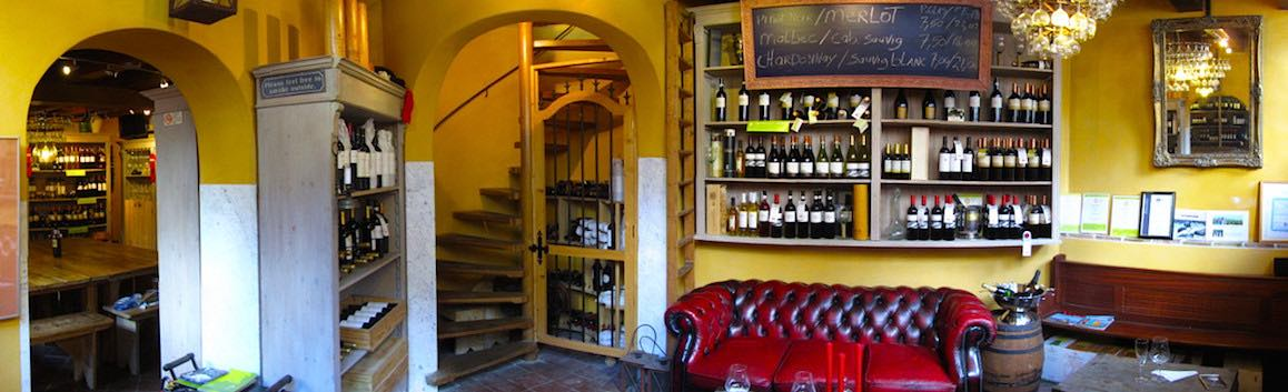 Secret Wine Cellar Amsterdam and Red Light District Tour