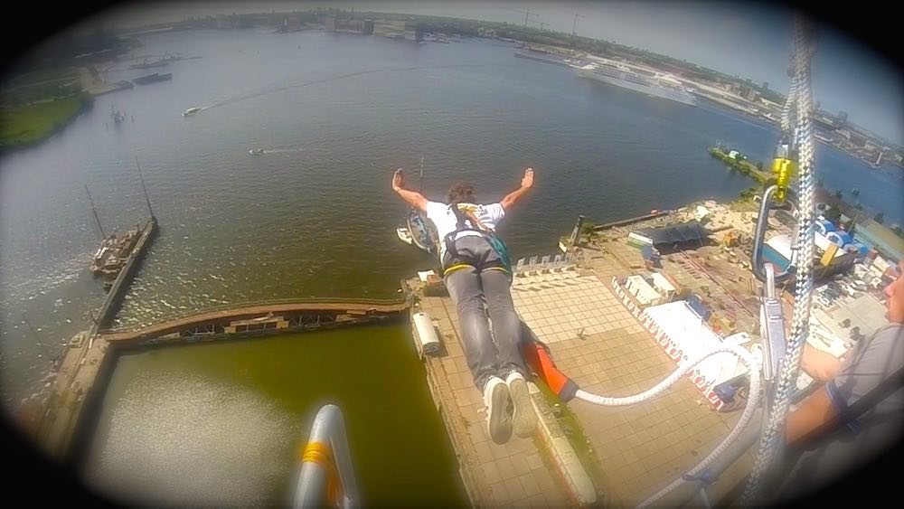 bungee jumping amsterdam