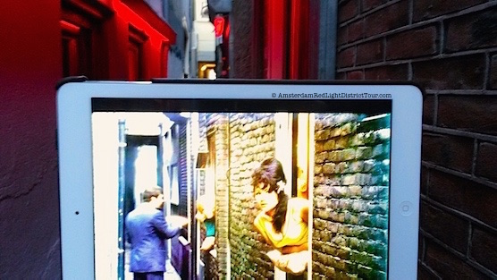 Red Light District Now And Then 10 Awesome Picsamsterdam