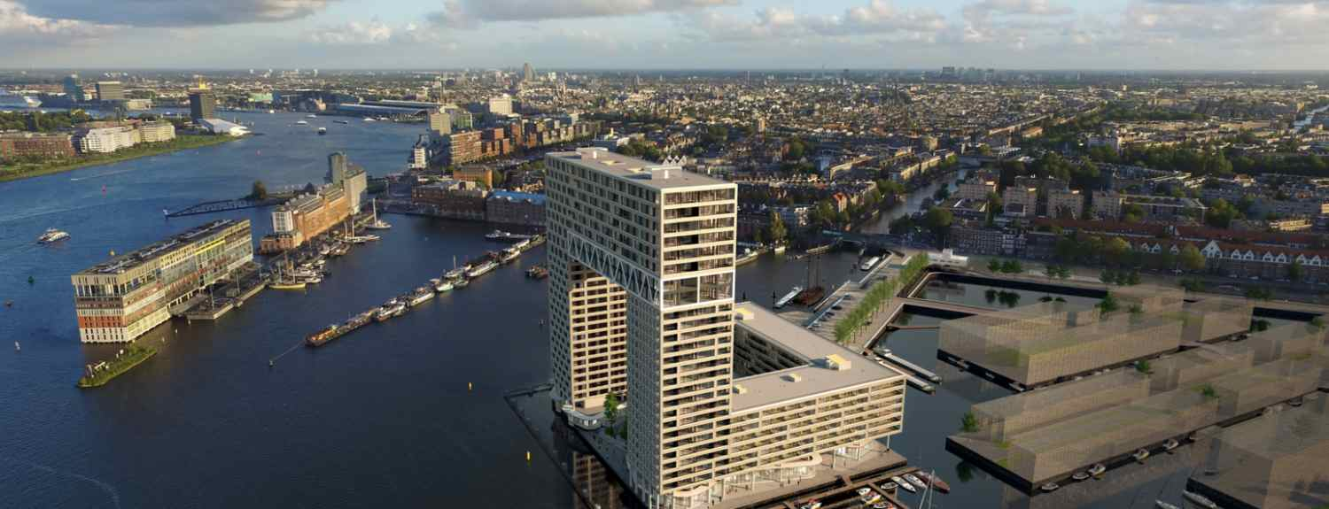 Biggest Penthouse In Amsterdam Exterior
