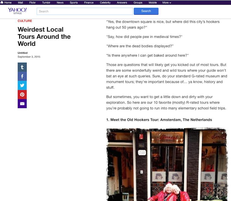 Yahoo netherlands