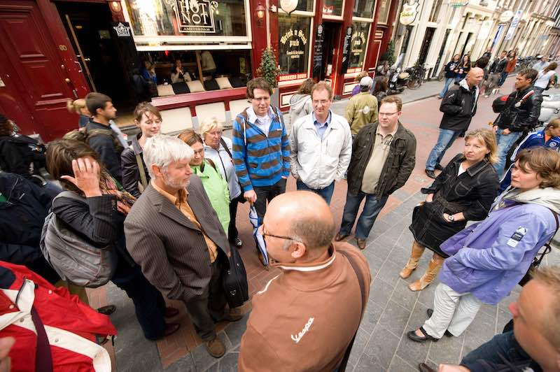 Red Light District Police Tour Former Cop