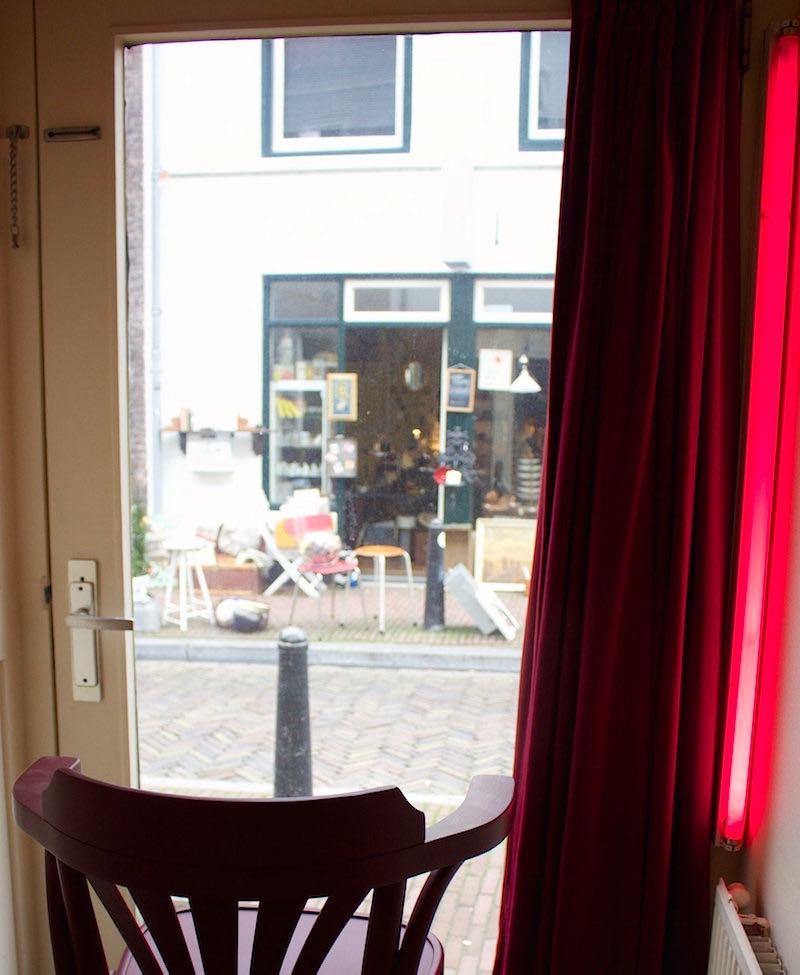 Dutch City Utrechts Ends Prostitution