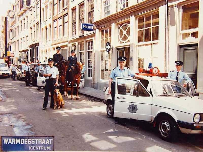 Amsterdam Police Tour