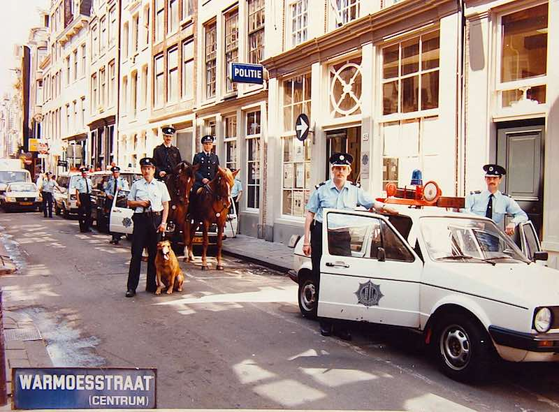 The best red light district tours in amsterdam amsterdam for Police tours