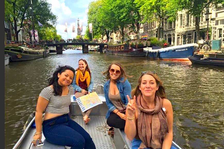 Rent A Boat In Amsterdam Self Operated