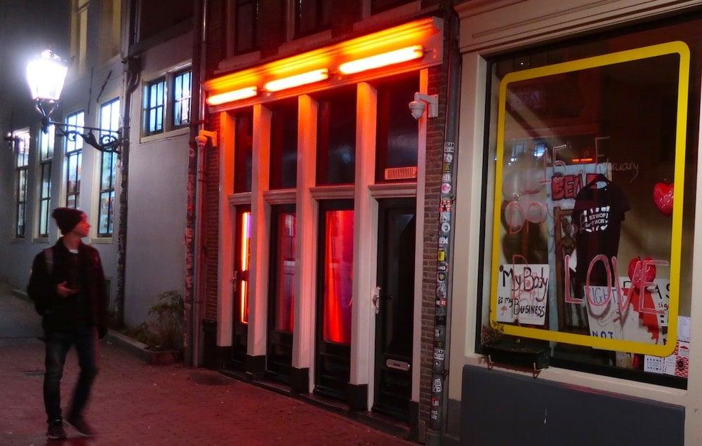 amsterdam prostitutes