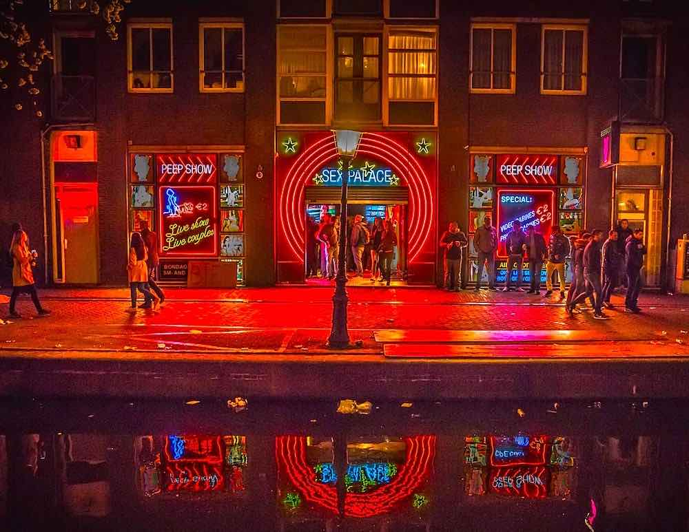 Amsterdam Red Light District Stories